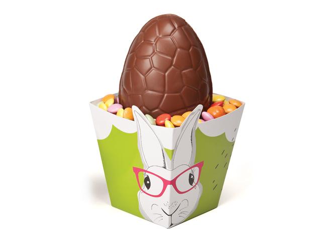 Cesto Hipster Bunny