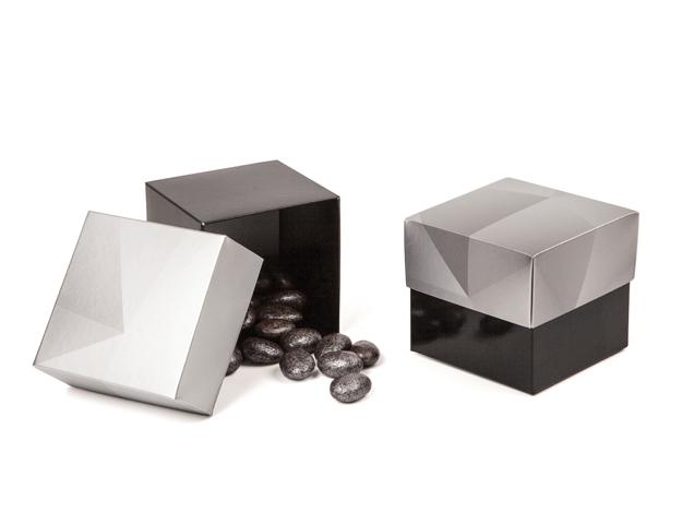 Cubebox Shadow Plata