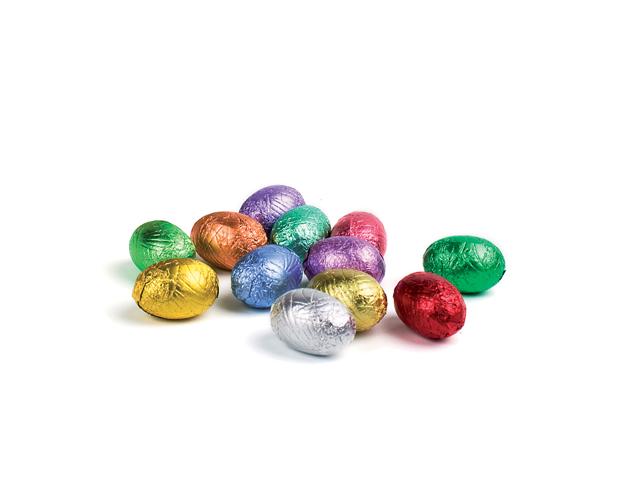 Huevos envueltos