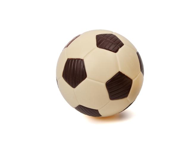 Balón fútbol mediano