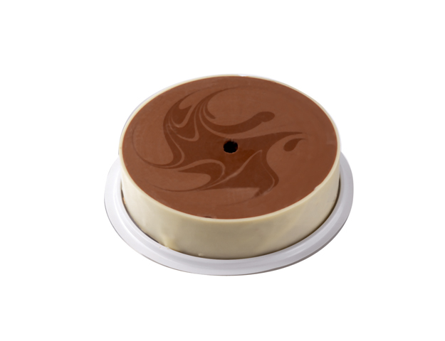 Recarga de chocolate