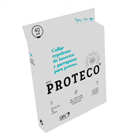 DFV PROTECO COLLAR CACHORRO/PERRO S 40cm