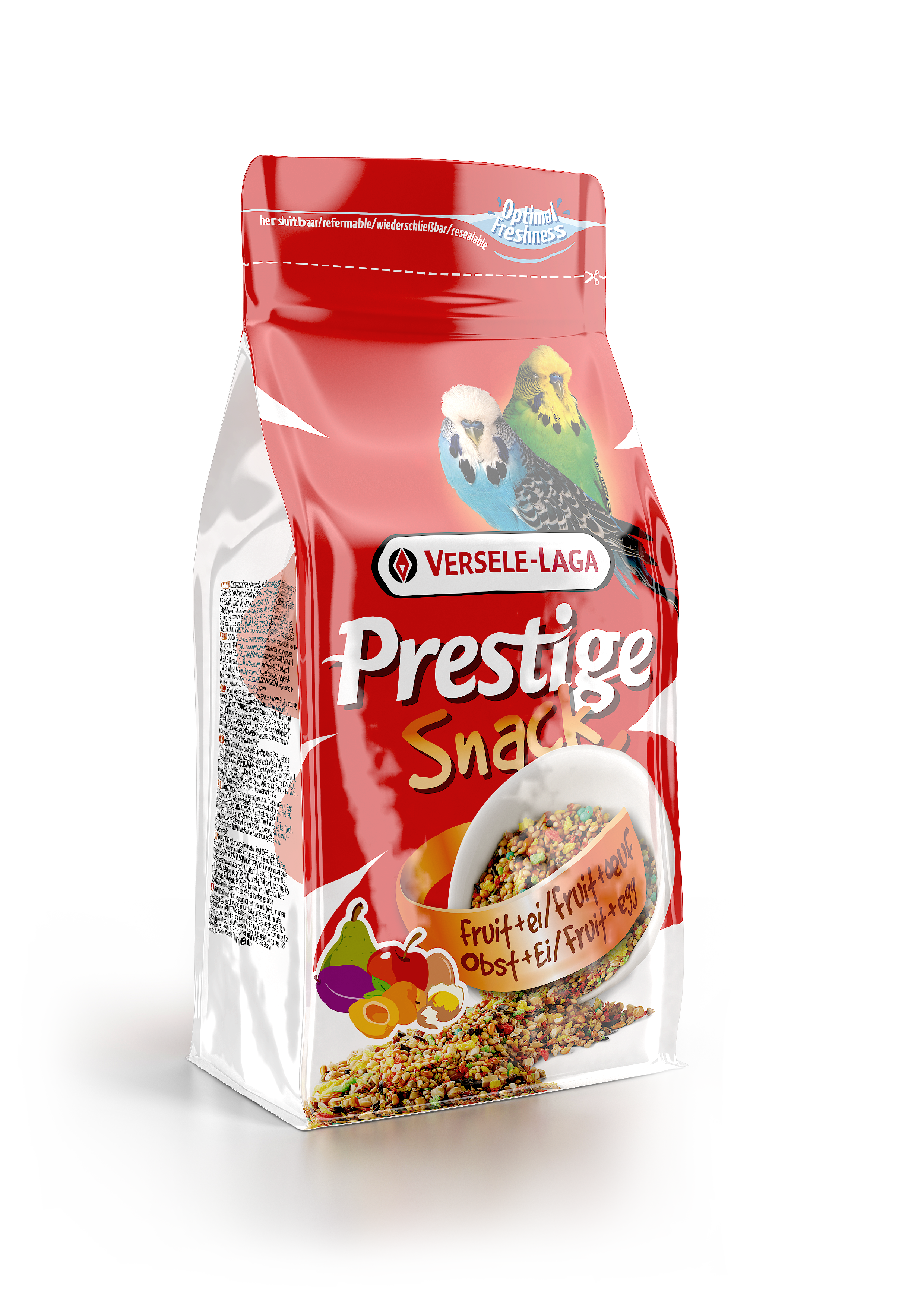 Prestige Snack Periquitos 125gr. (VL422282)
