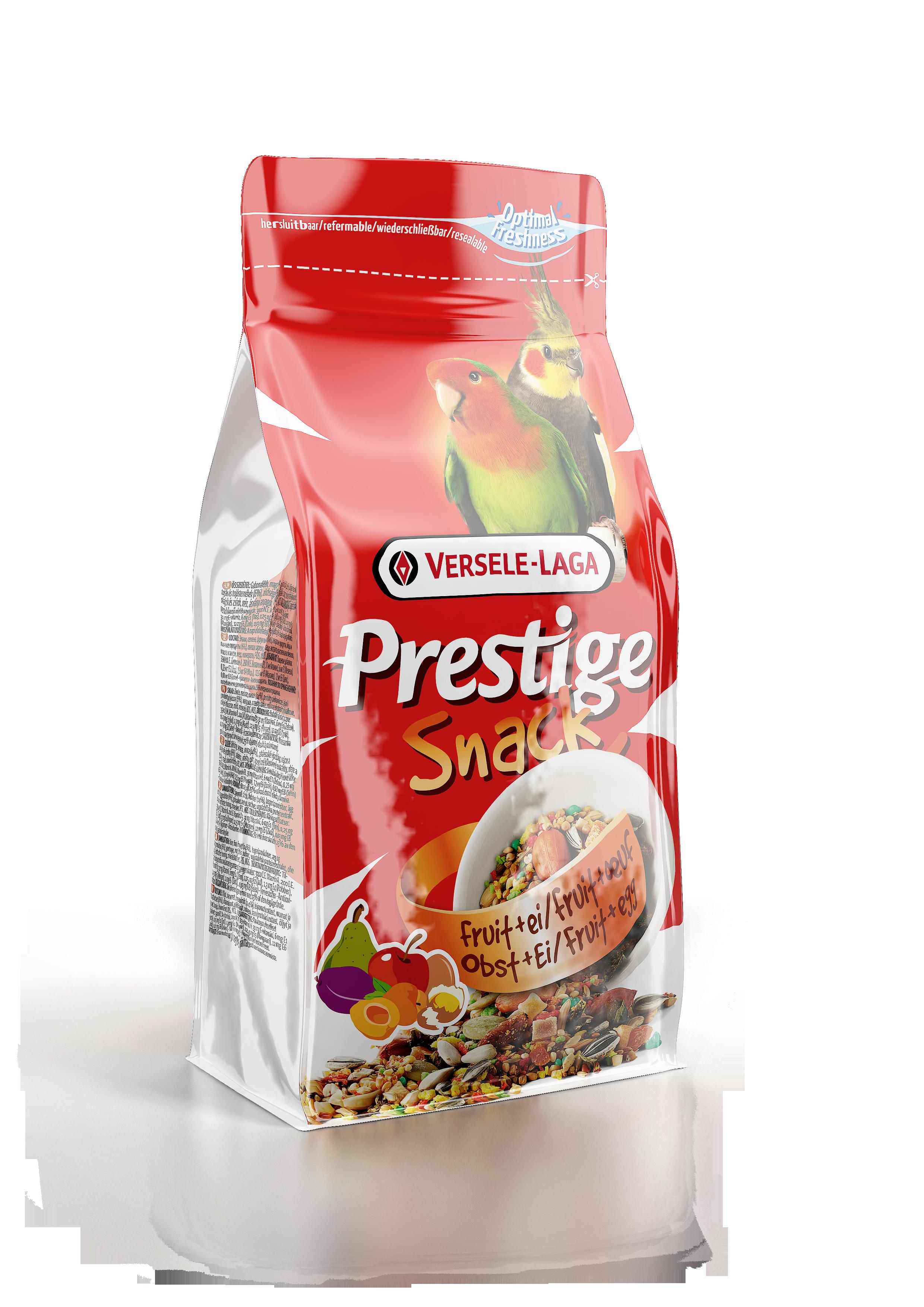 Prestige Snack Grandes Periquitos 125gr. VL422283