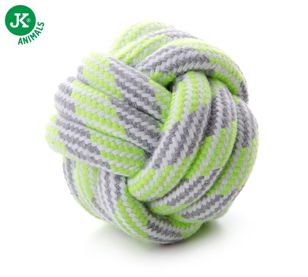 Pelota-Nudo algodon  Verde