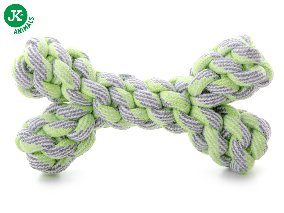 Hueso-Nudo algodon   Verde