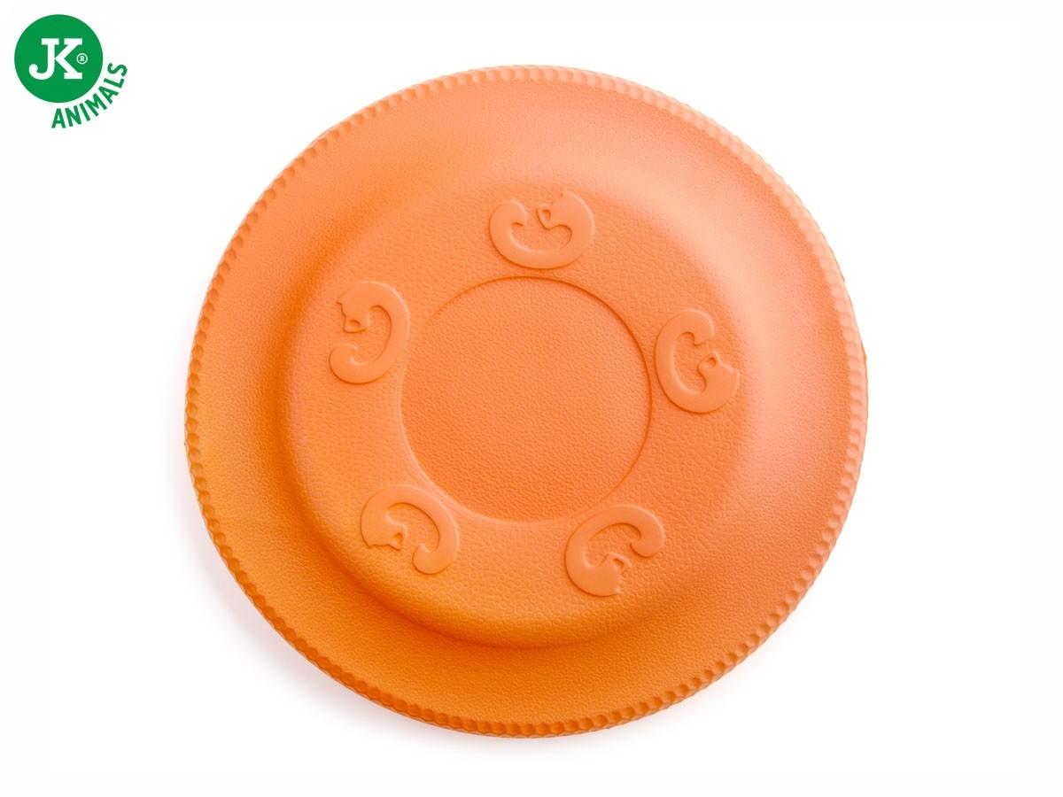 Frisbee Naranja T. S - 17cm