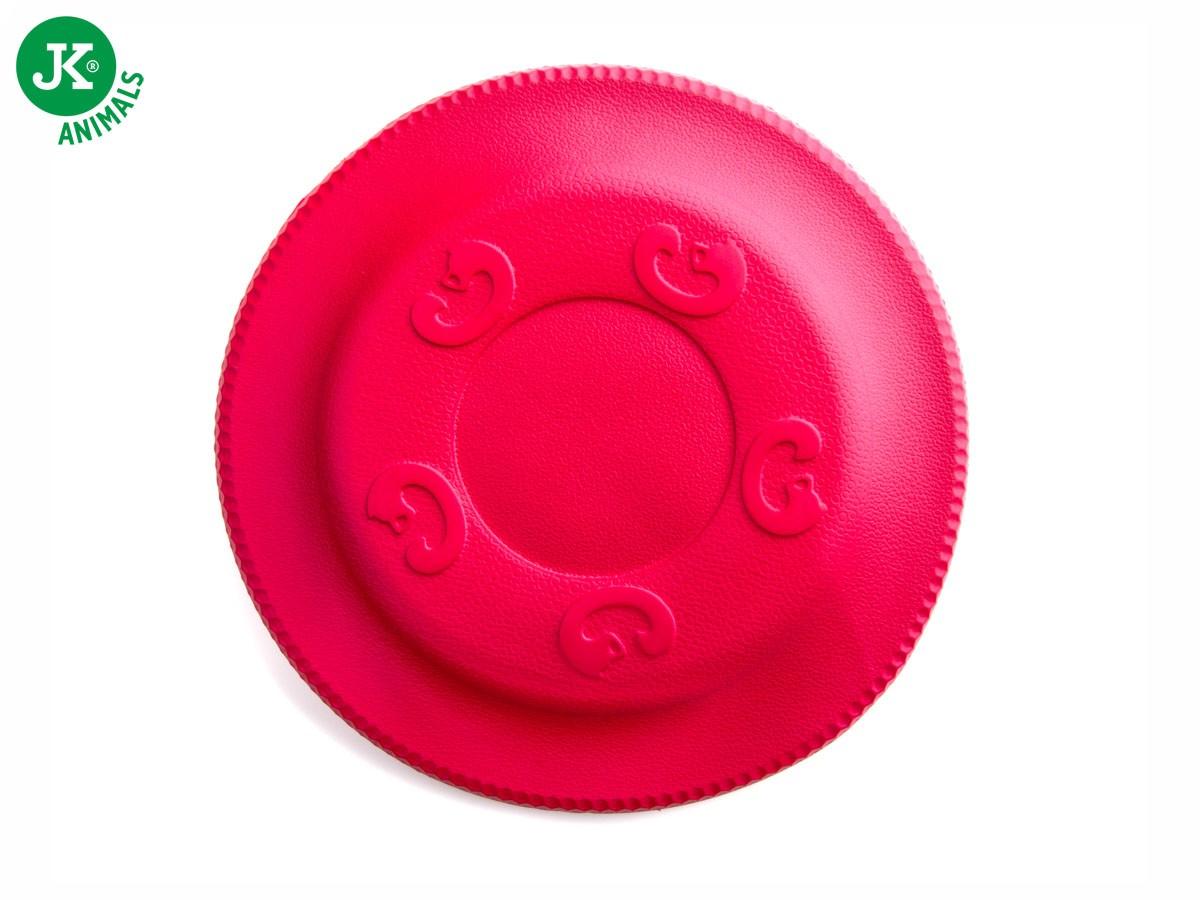 Frisbee Rojo T. M - 22cm