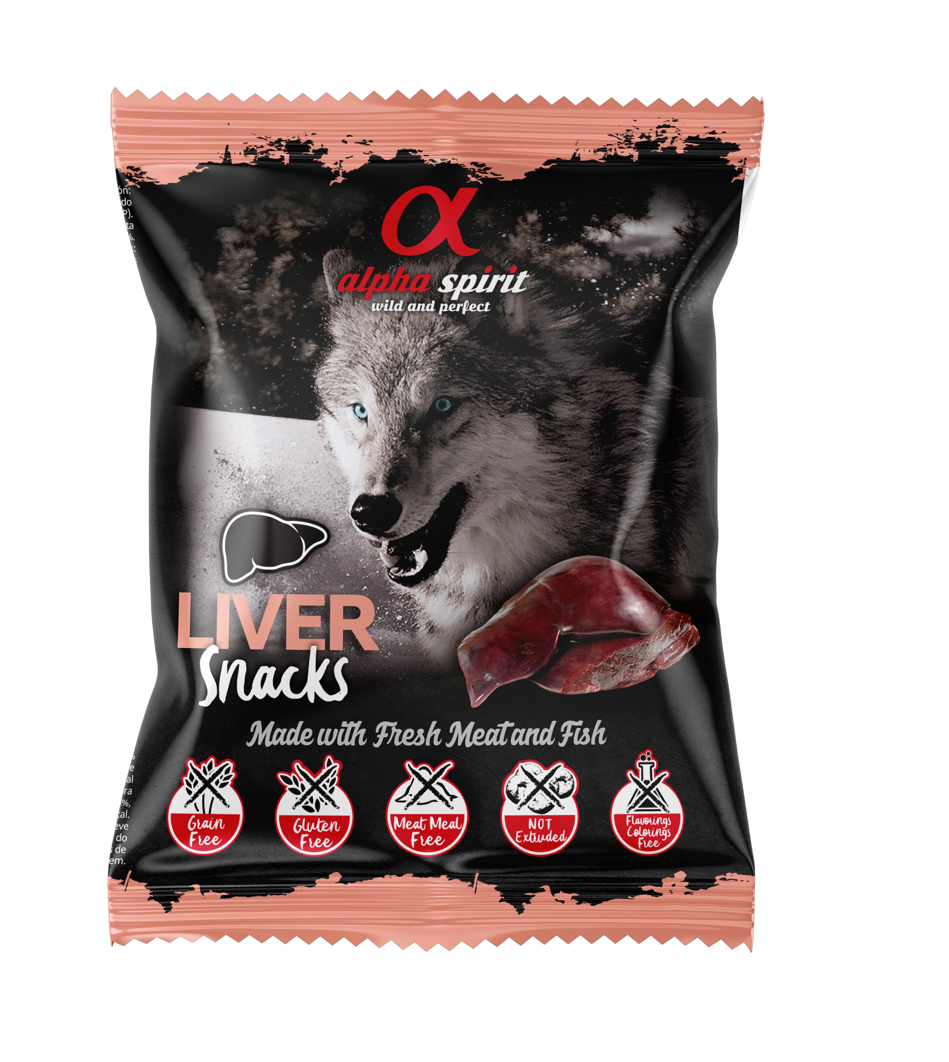 Snack Higado Perro 50gr (24b/c)