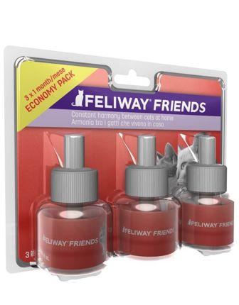 FELIWAY FRIENDS PACK 3 RECAMBIOS 3 MESES