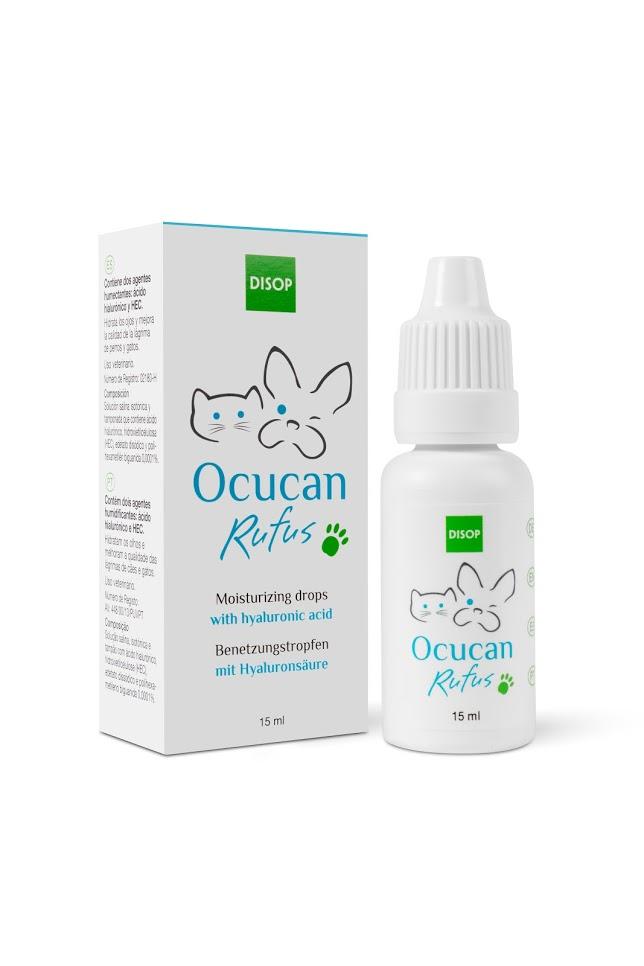 RUFUS gotas oculares 15ml   (OCUCAN DI10)