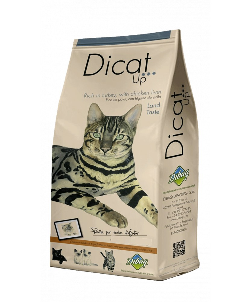 Dicat Up 14 Kg Land taste