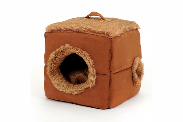 Cama gato Brownie Box (34x34x34cm)