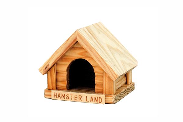 Casa de madera mini