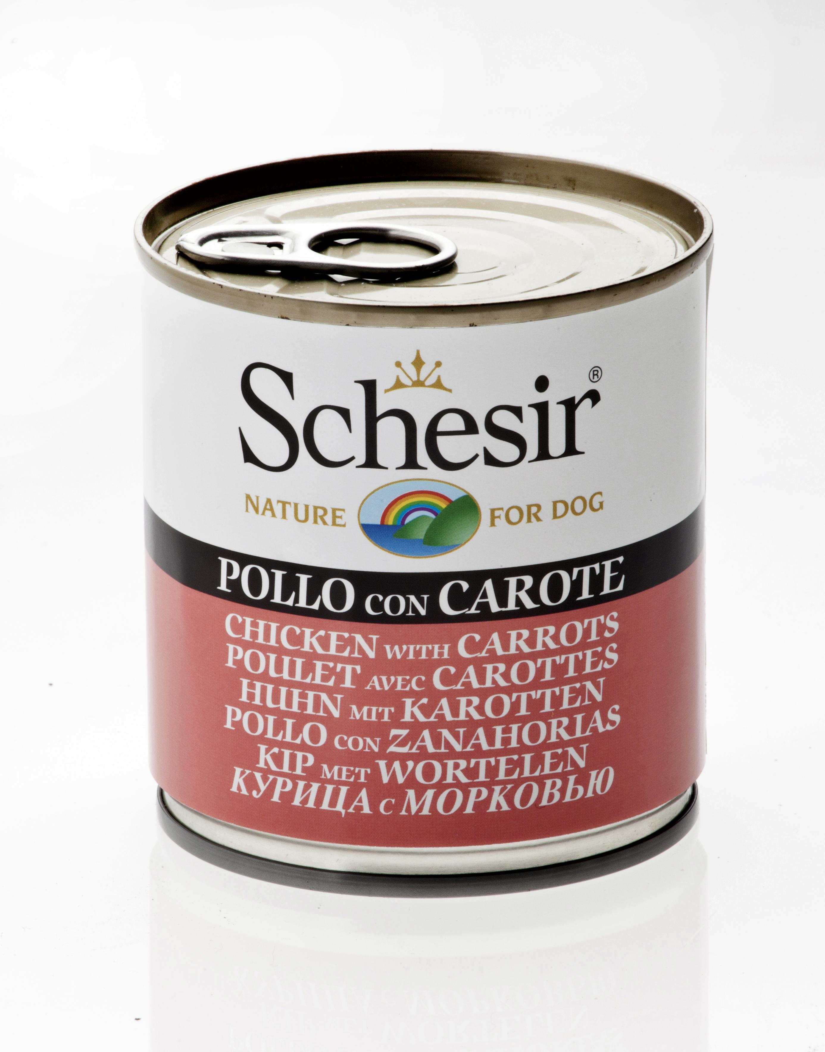 Pollo-Zanahorias 285 g. c2800
