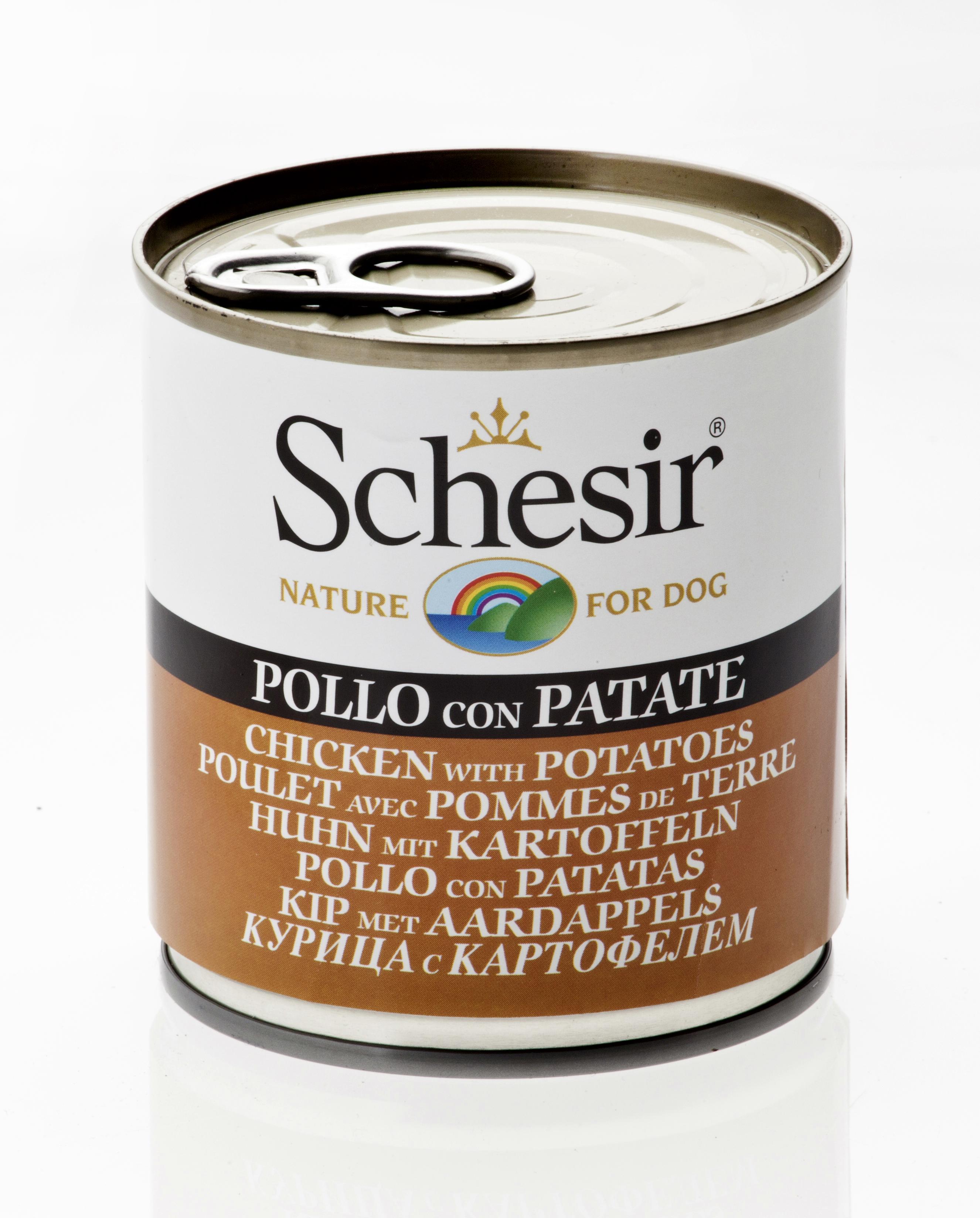 Pollo-Patatas 285 g. c2801