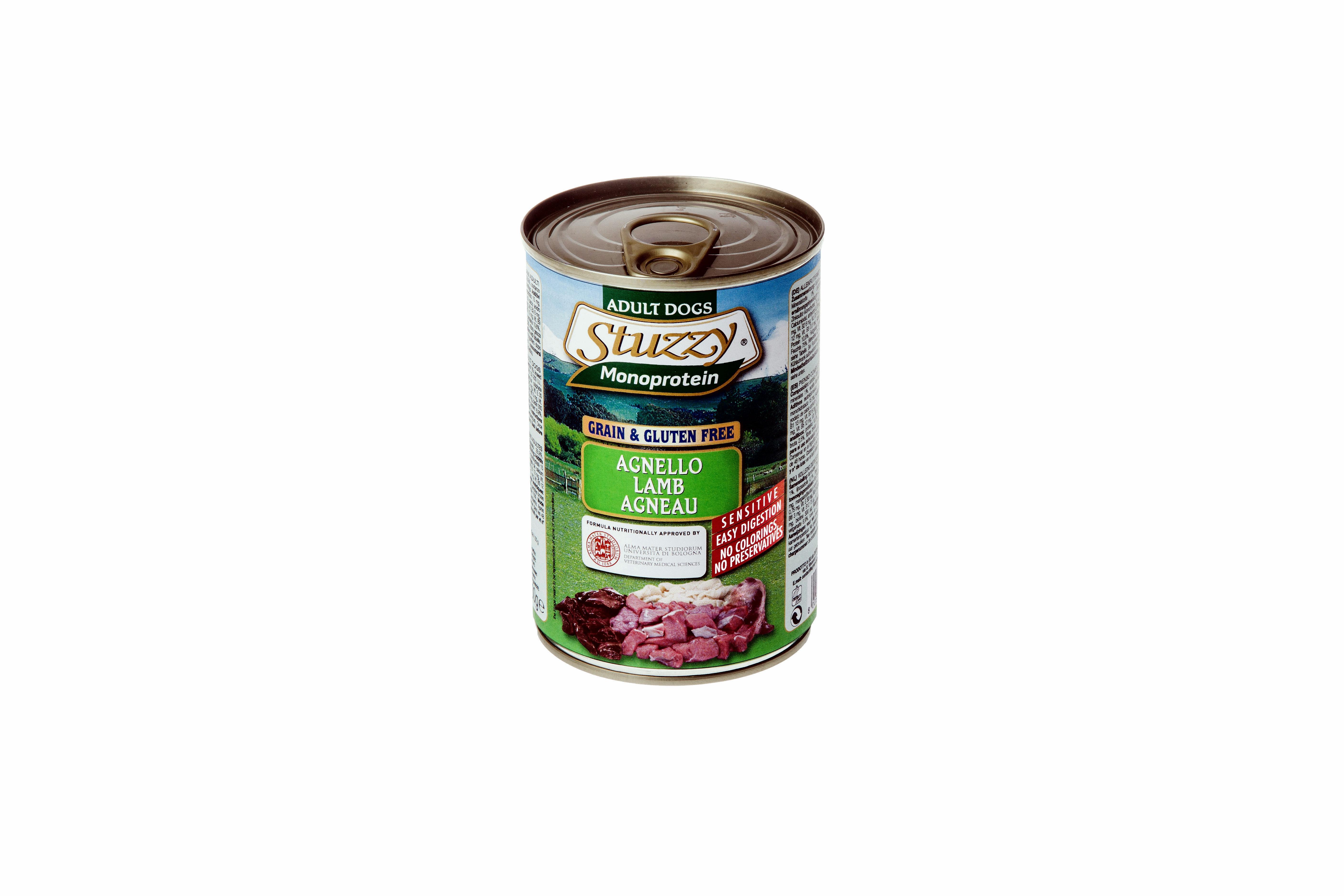 Cordero 400 g. (Monoproteica) c8000