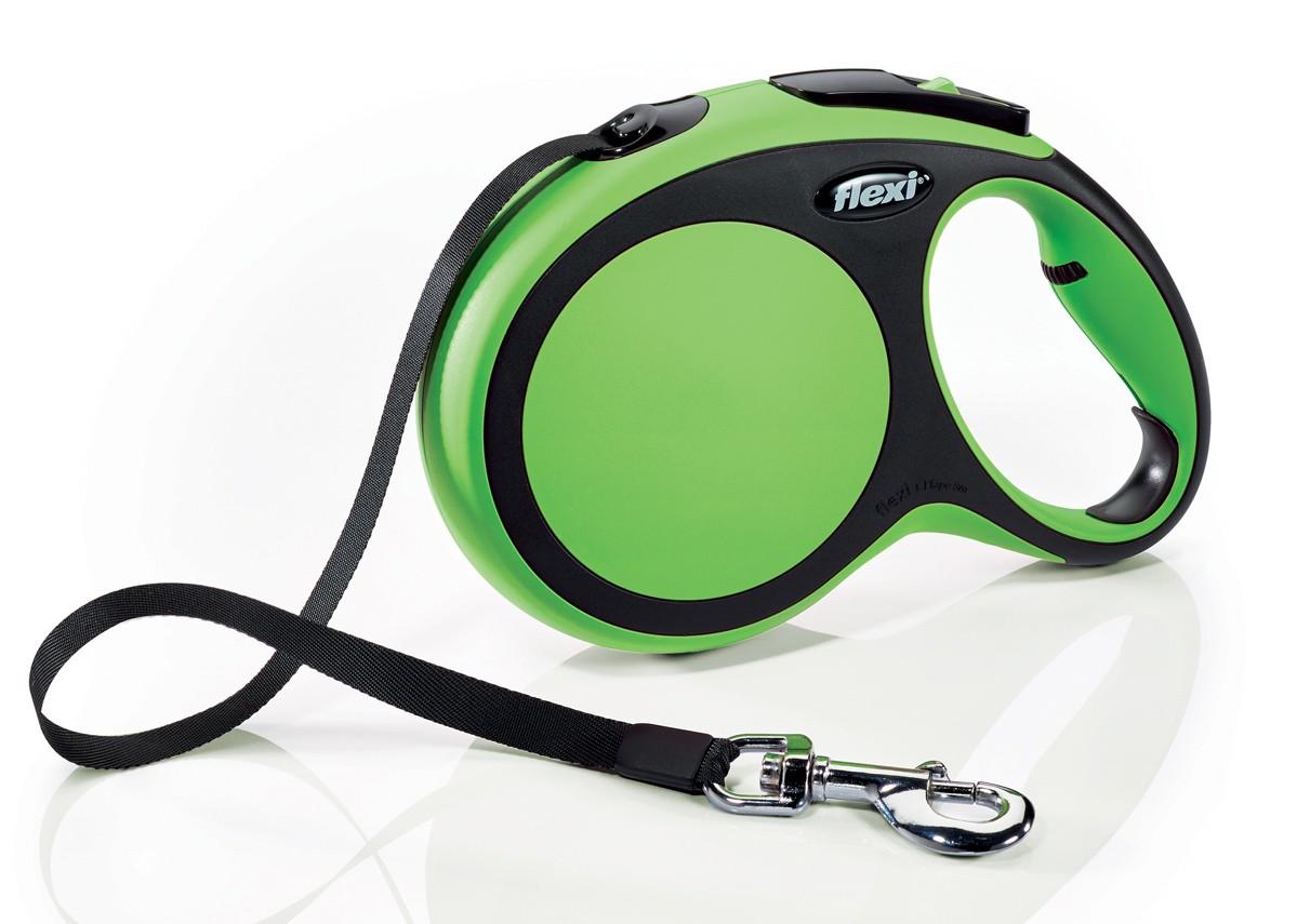 Flexi New Comfort 8m  Verdel  T.L  Cinta   <50kg