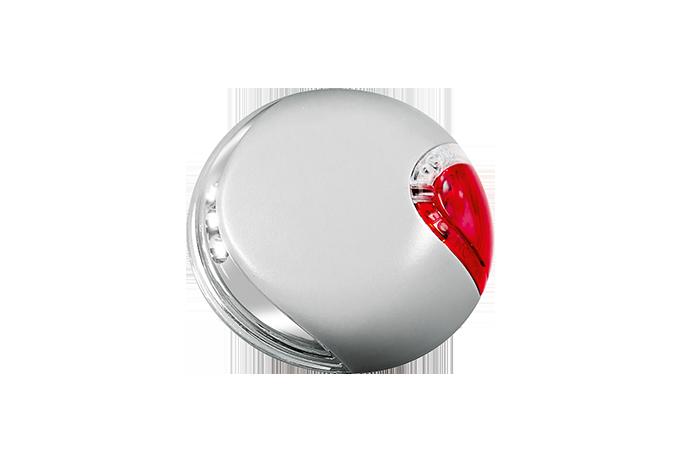 Linterna Flexi LED Gris