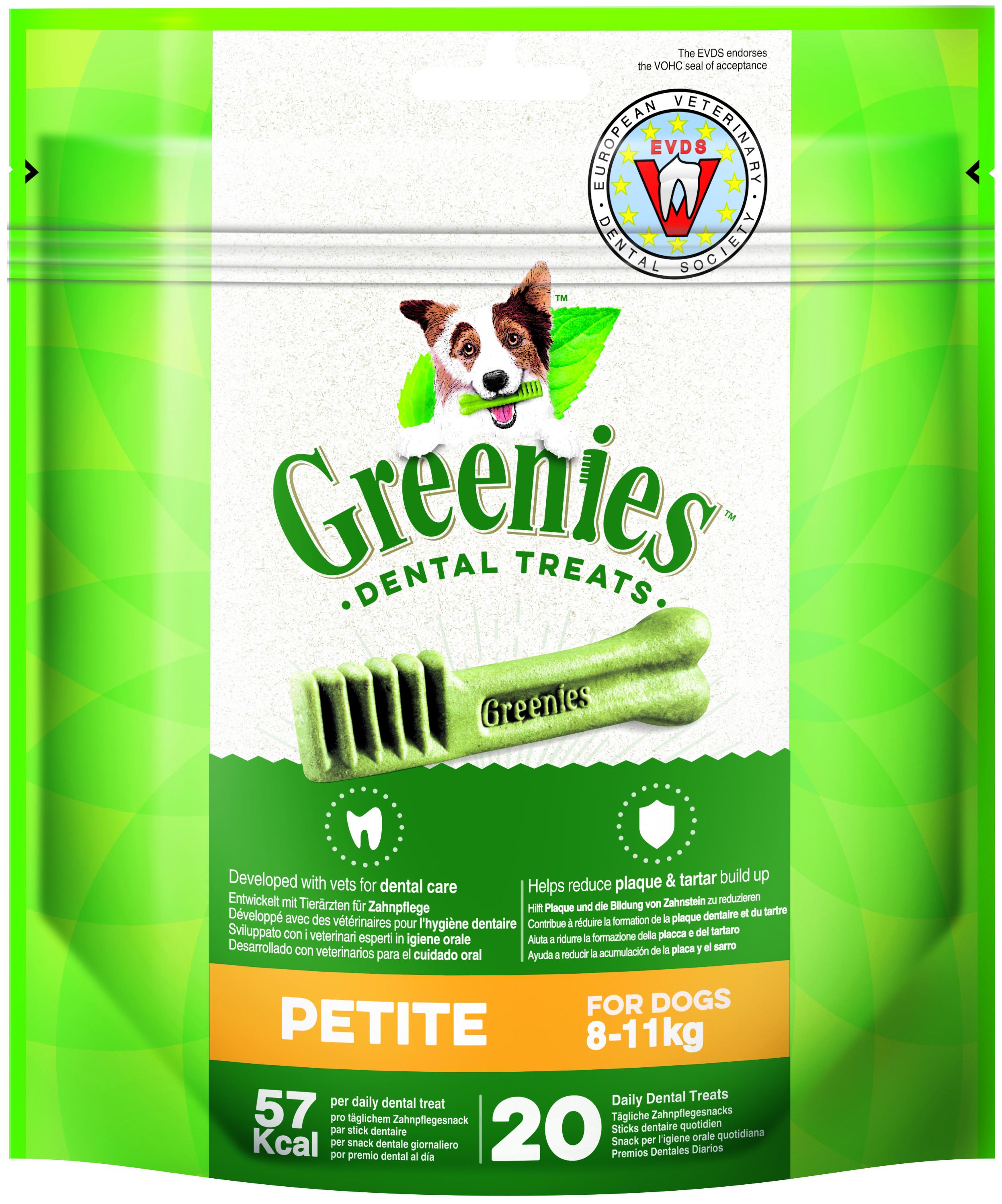 Greenies PETITE 340gr (20u/bossa)