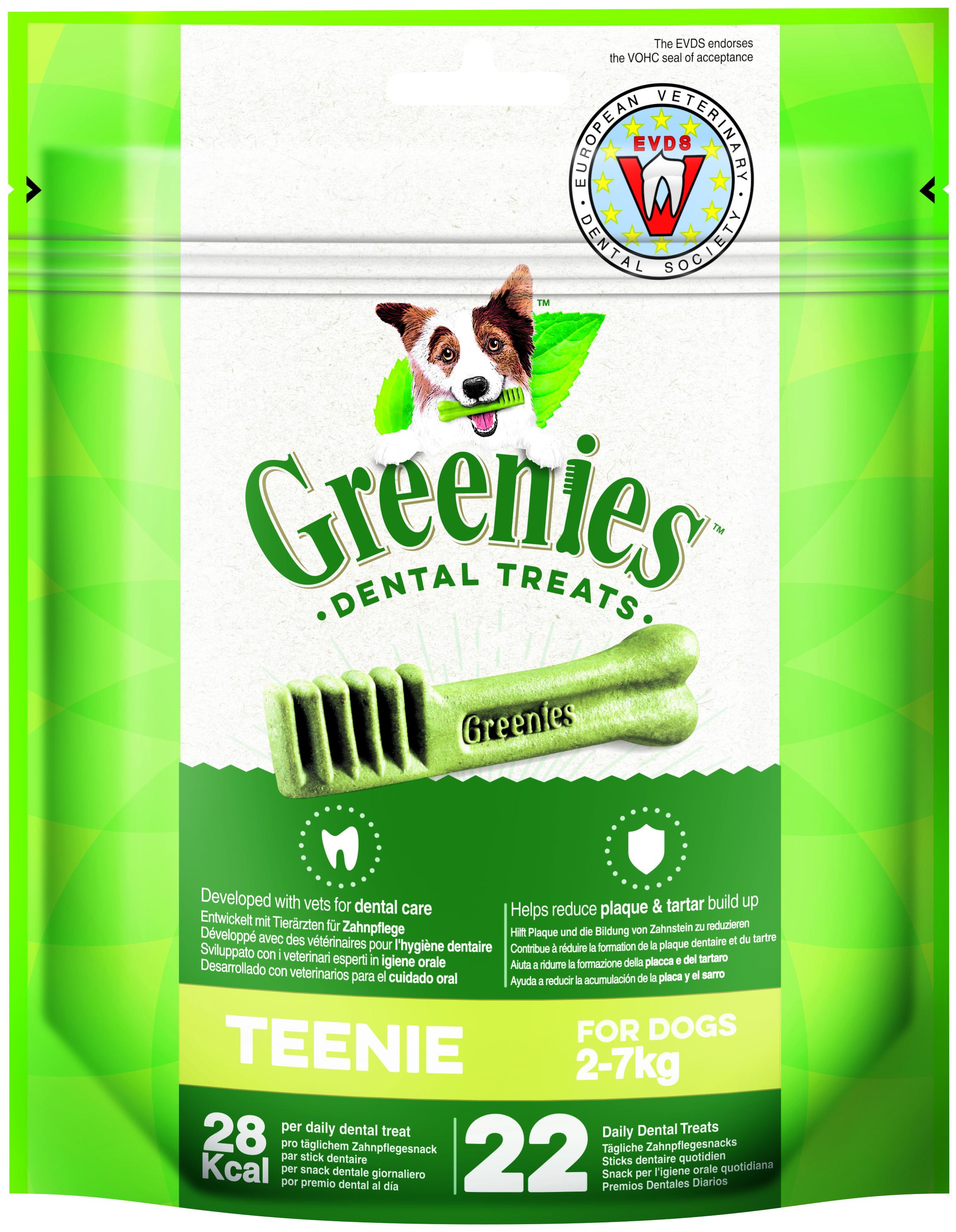 Greenies TEENIE 170gr (22u/bossa)