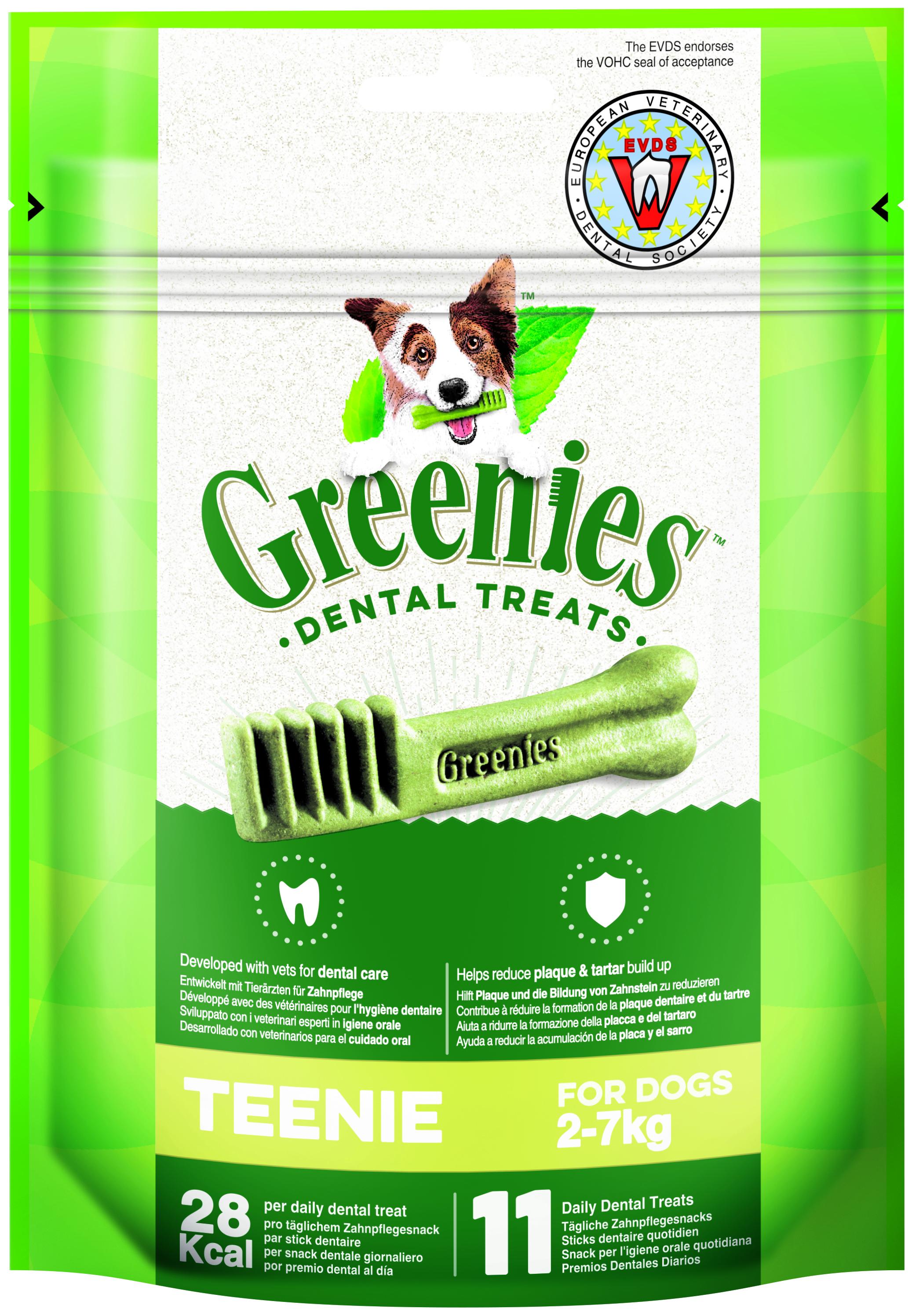 Greenies TEENIE 85gr (11u/bossa)