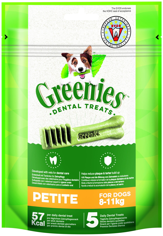 Greenies PETITE 85gr (5u/bossa)