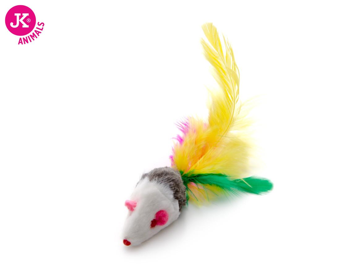 Bolsa ratones con plumas (12u)