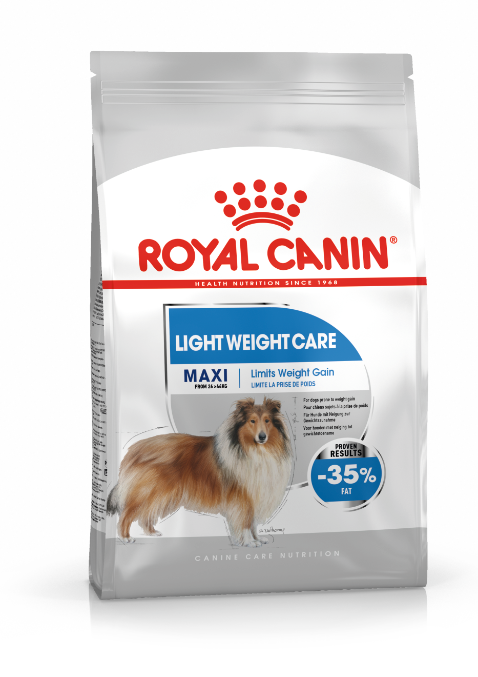 Maxi Light weight care 3 Kg.
