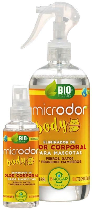 MICRODOR BODY BIO  75ML  ELIMINADOR OLOR CORPORAL