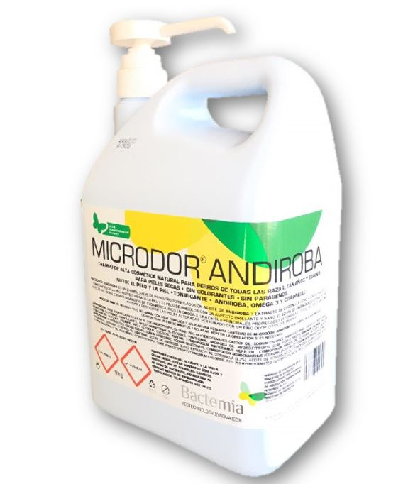 Microdor andiroba 5l bio pell seca