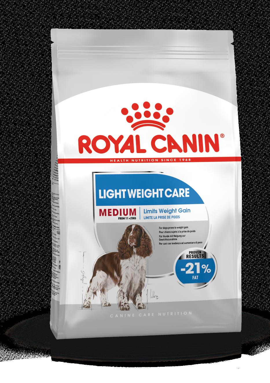 Medium Light weight care 3 Kg.