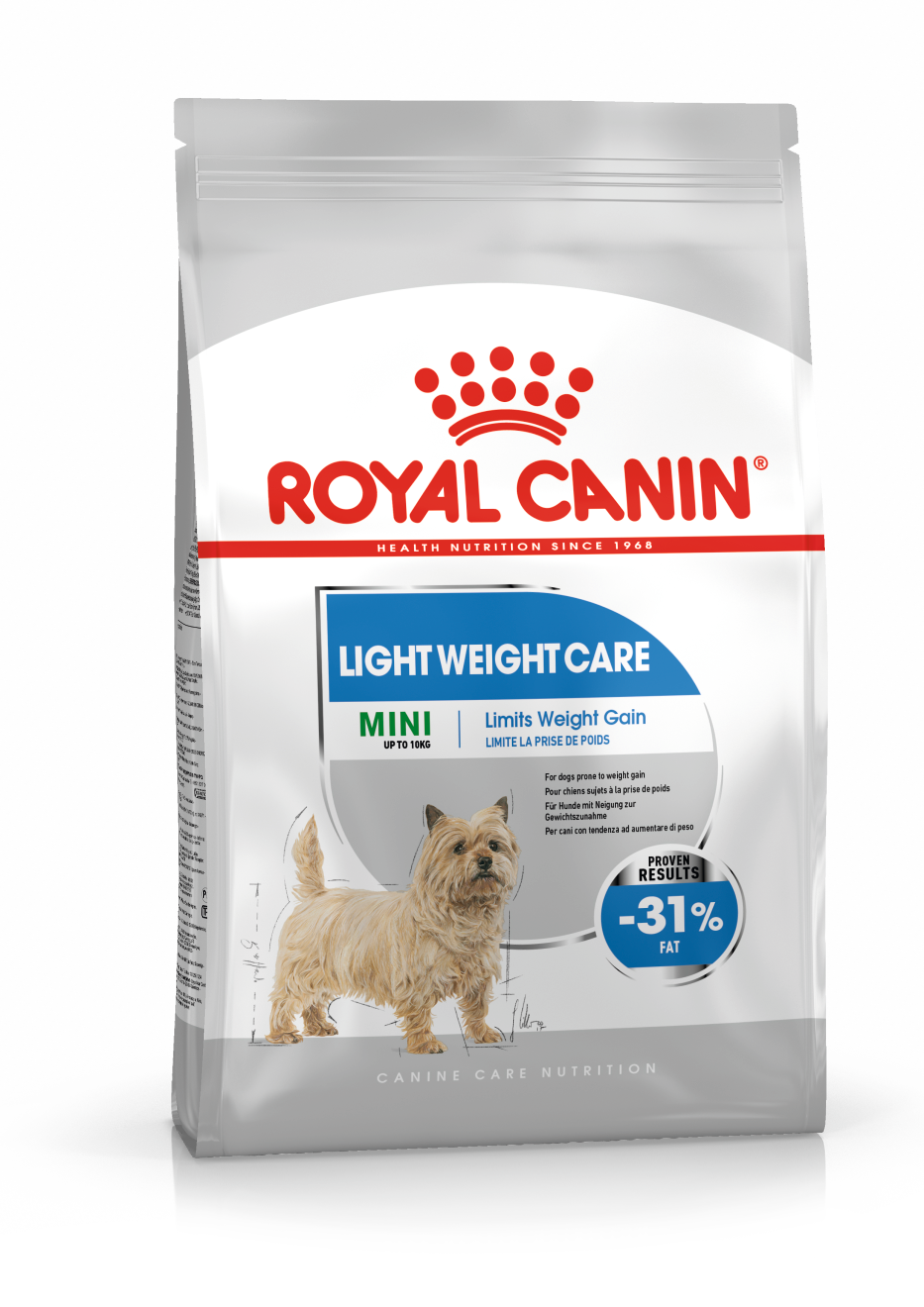 Mini Light weight care 1 Kg.