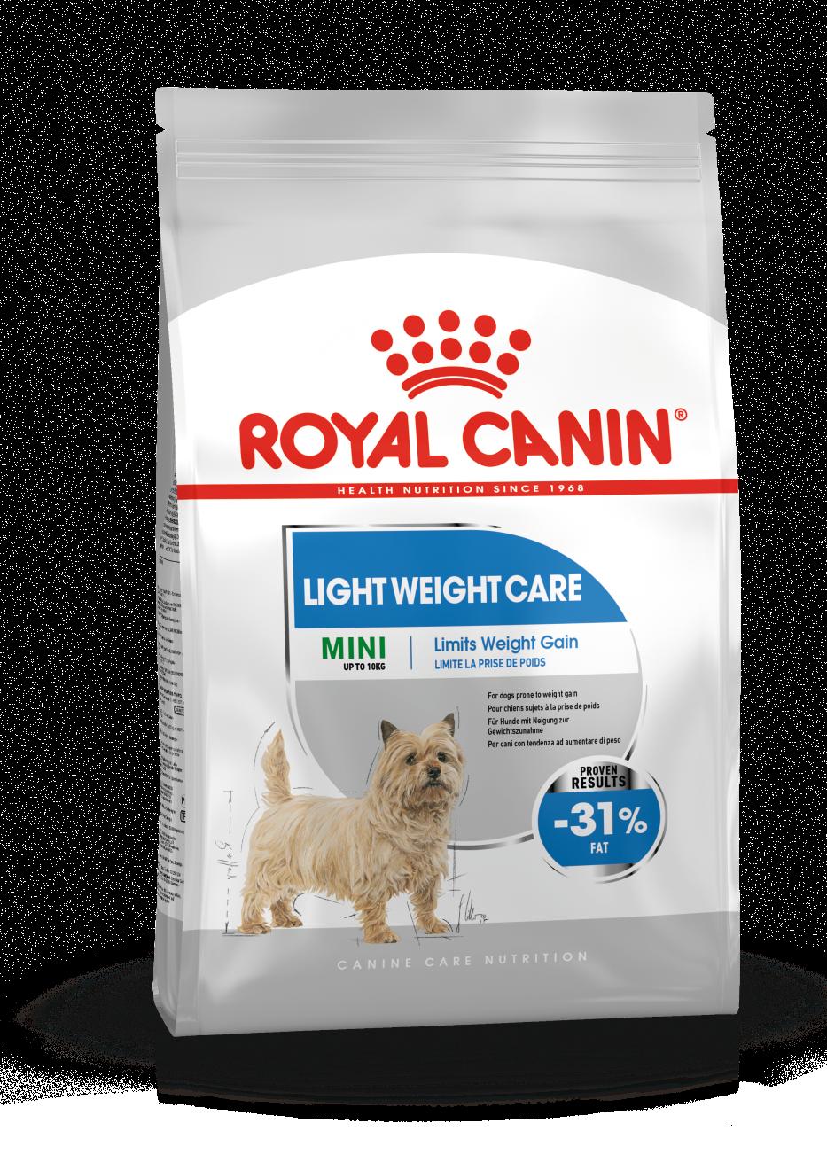 Mini Light weight care 8 Kg.