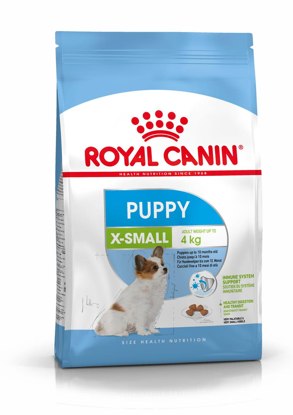 Xsmall Puppy 1,5 Kg.