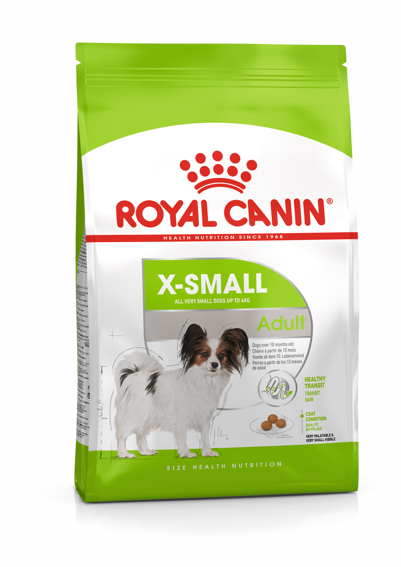 Xsmall Adult 500 g.