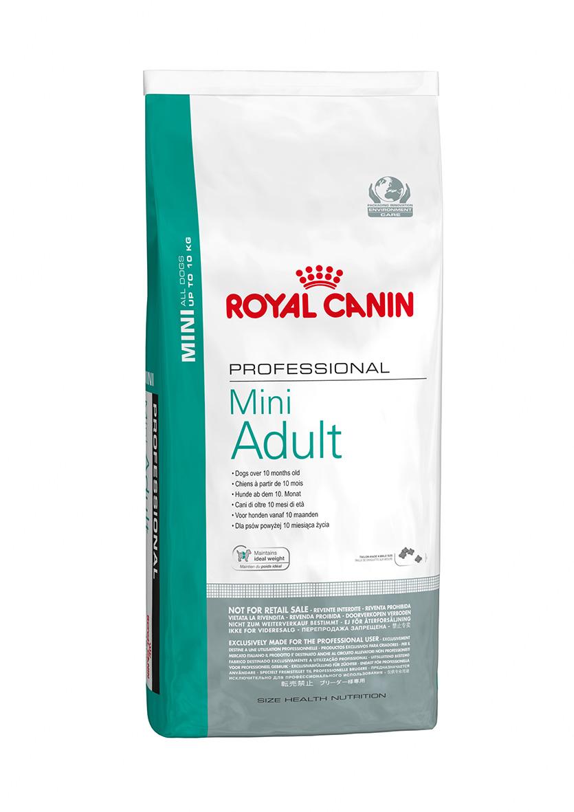 Pro Mini Adult 15 Kg.