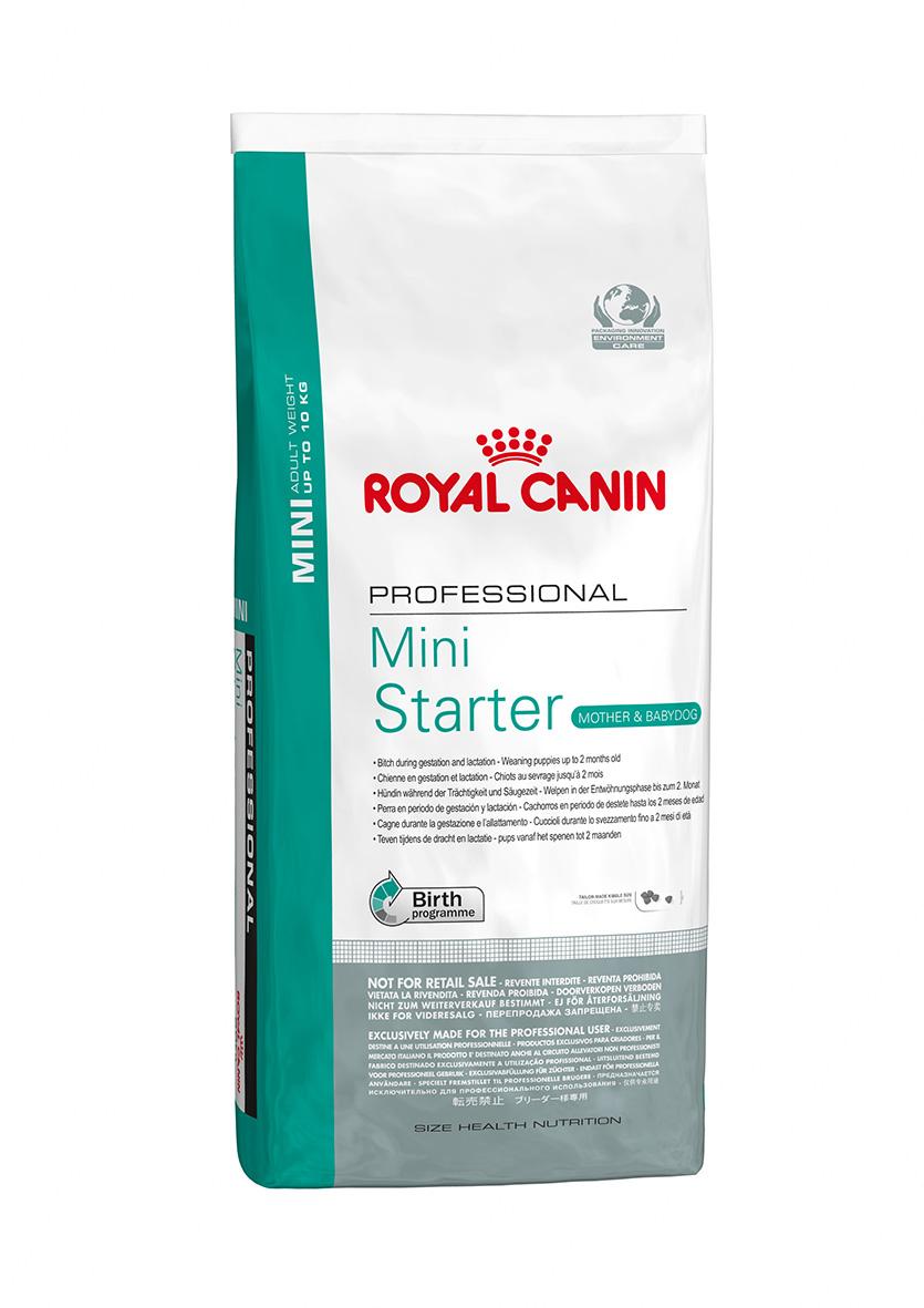 Pro Mini Starter 20 Kg.