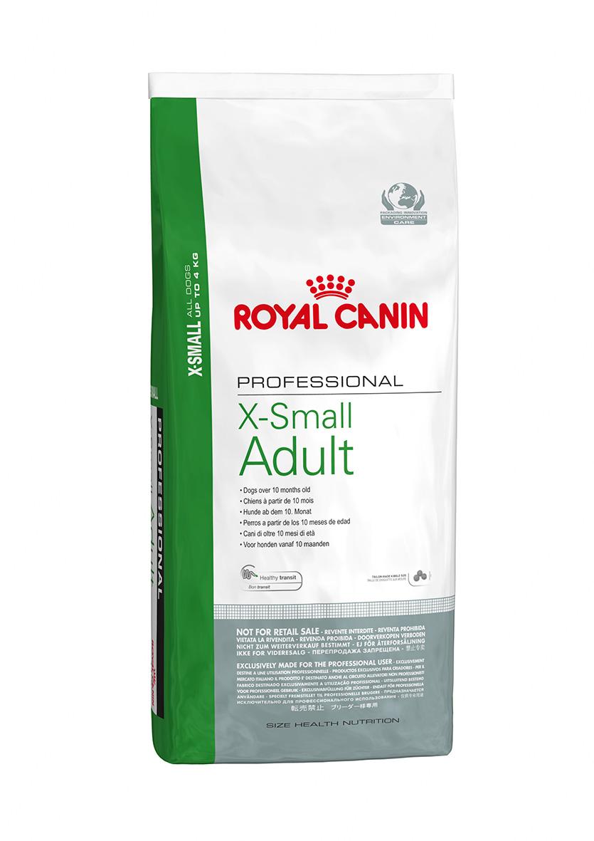 Pro Xsmall Adult 11 Kg.