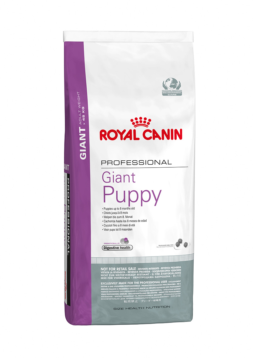 Pro Giant Puppy 17 Kg.