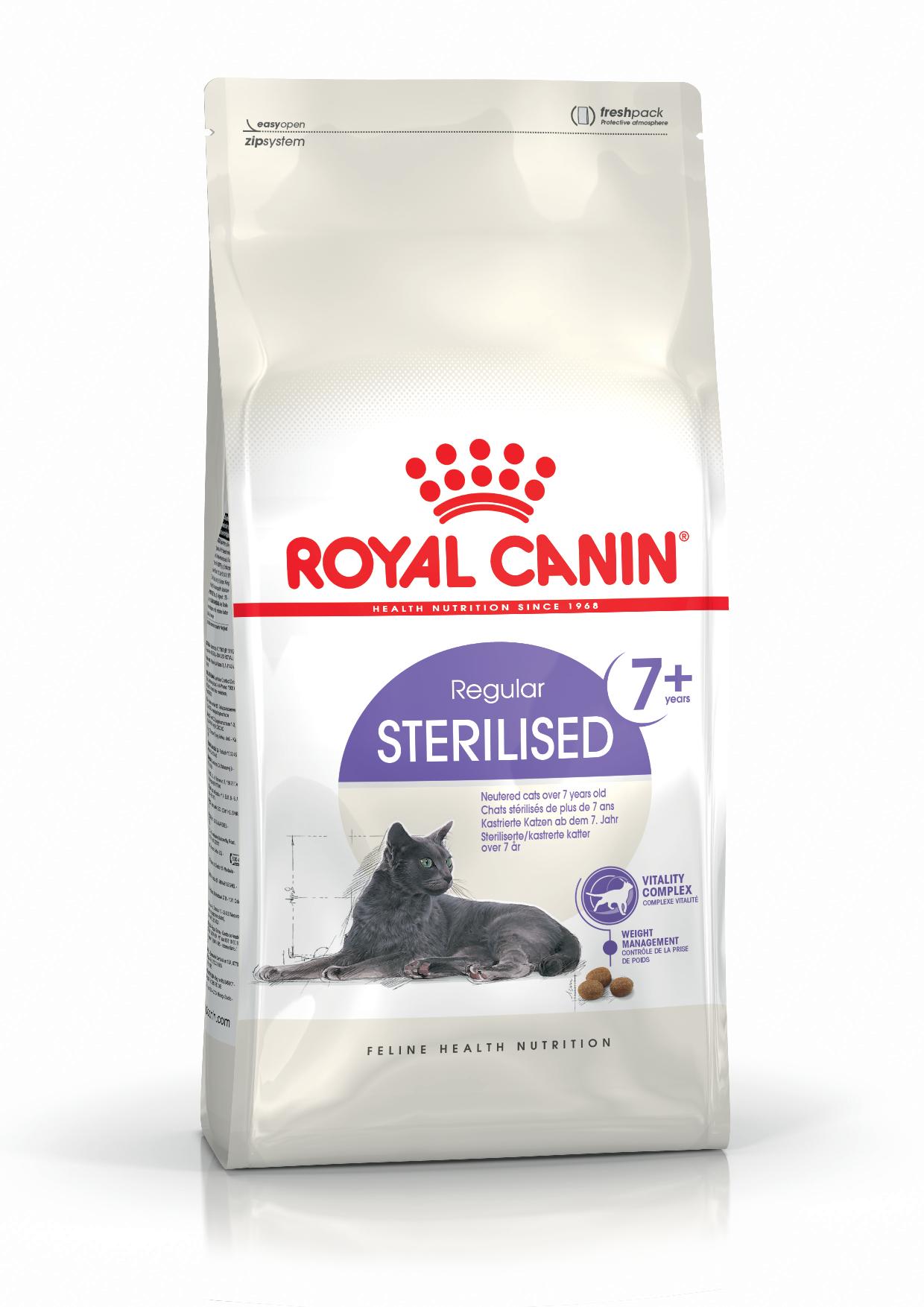 Sterilised+7 3,5 Kg.