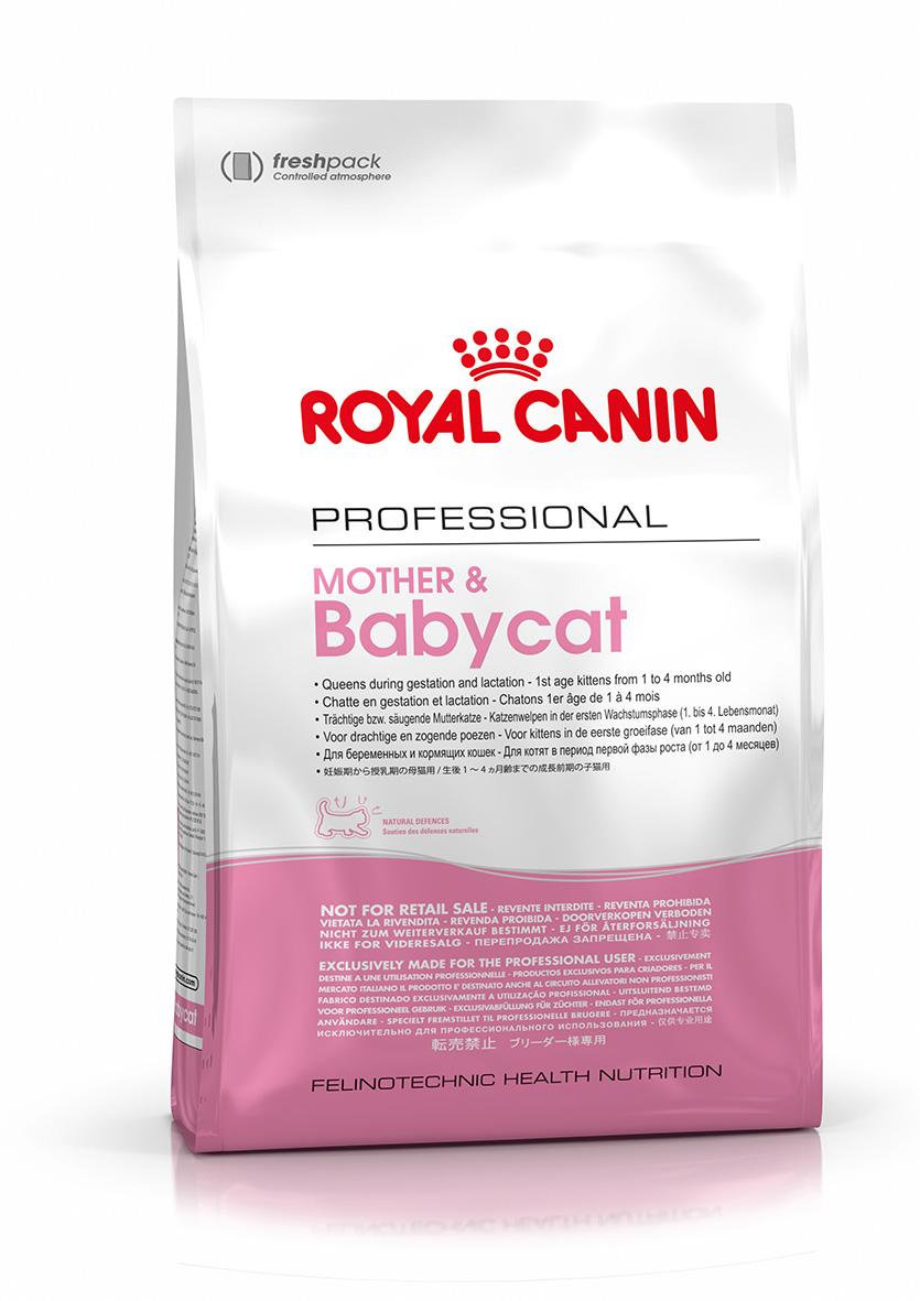 Pro Mother & Babycat 10 Kg.