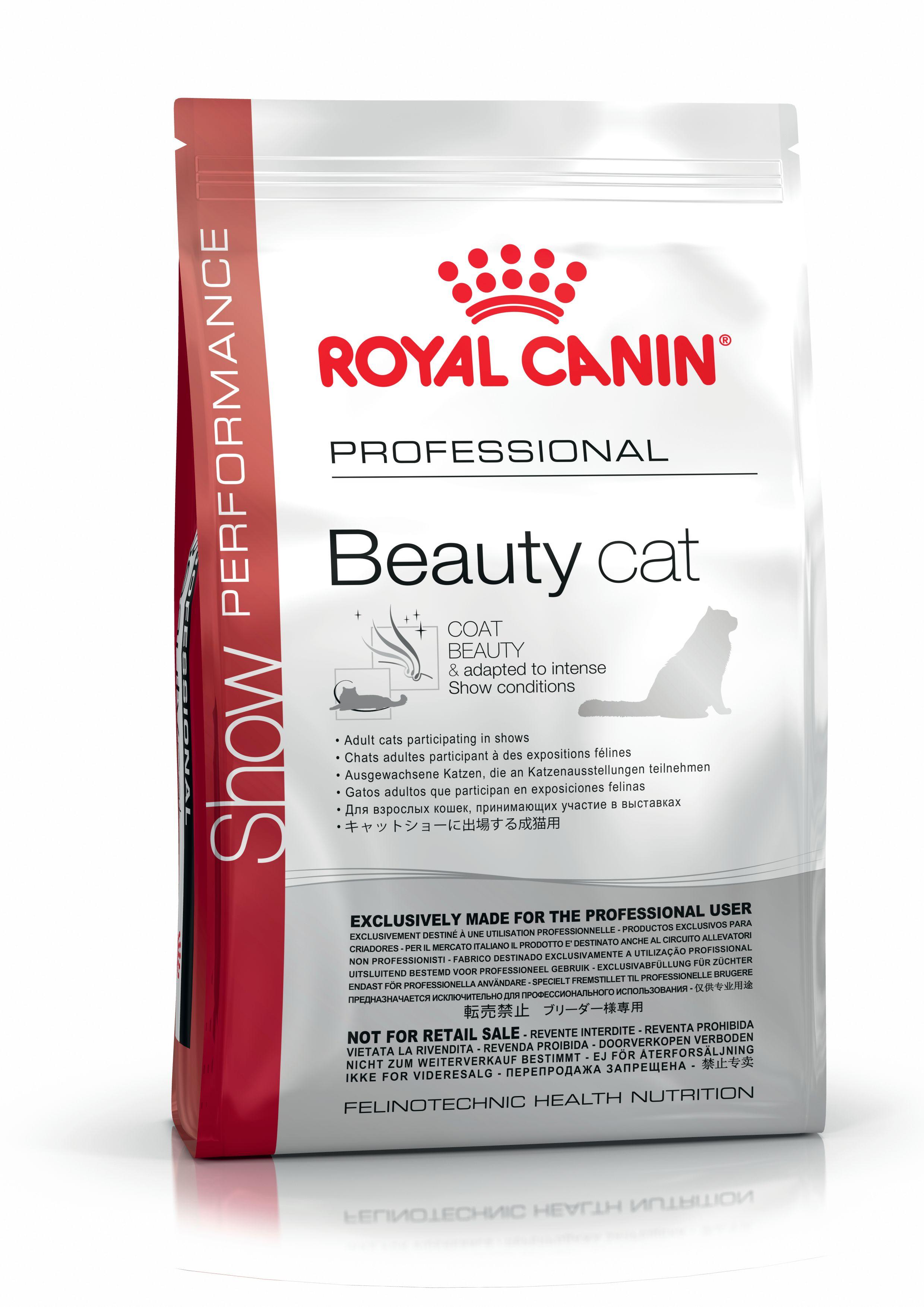 Show Beauty Cat 8 Kg.