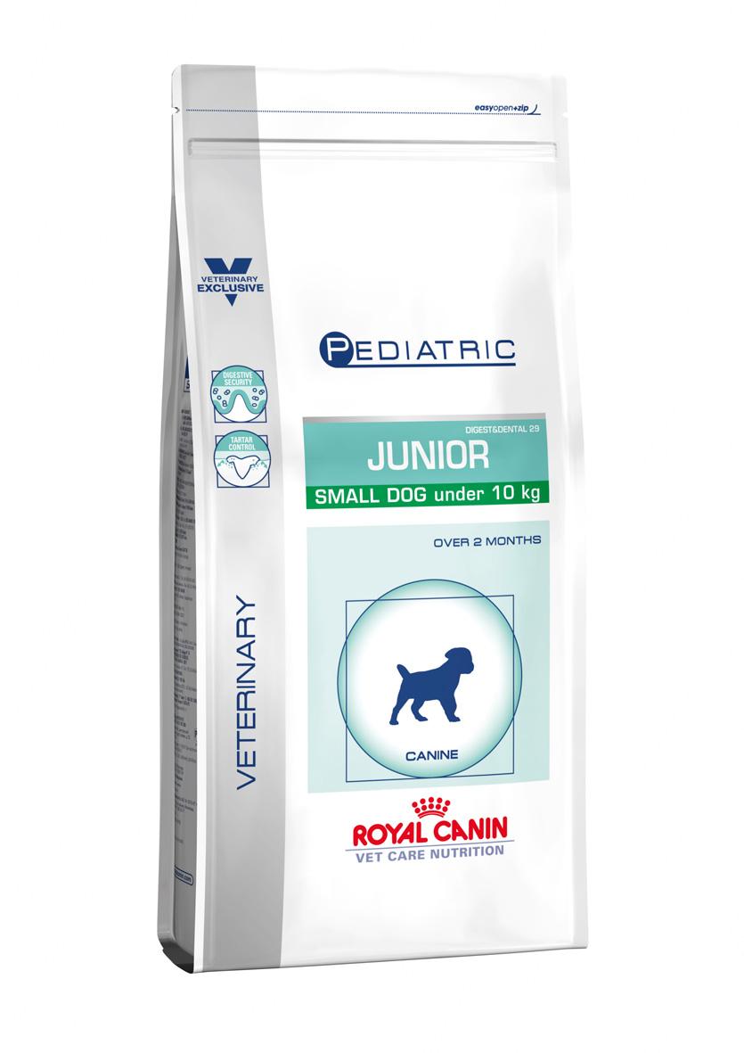VCN Junior small dog 4 Kg.