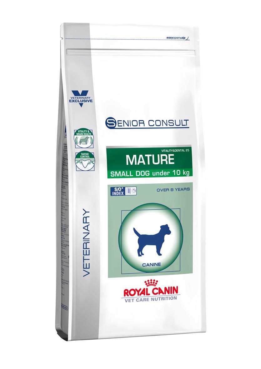 VCN Mature small dog 3,5 Kg.