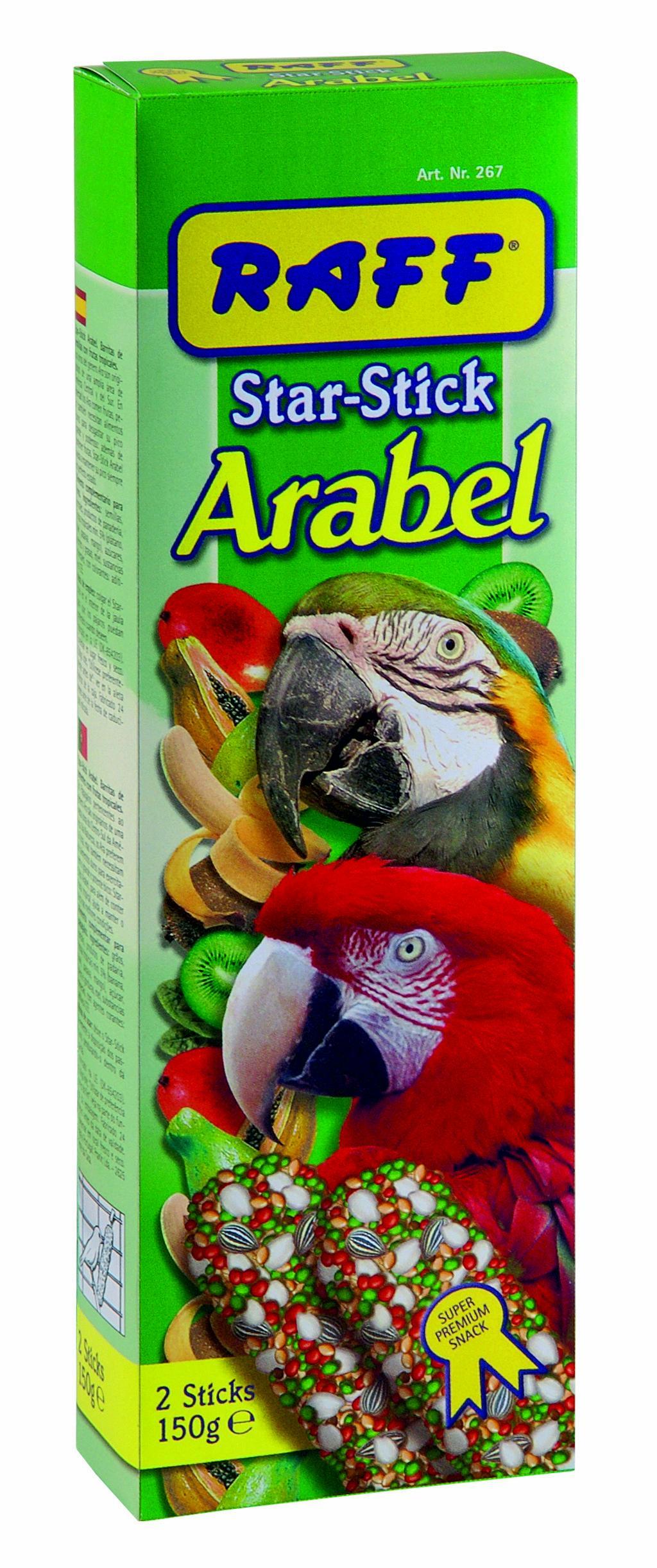 STICK ARABEL PAP-LORO  150GR.