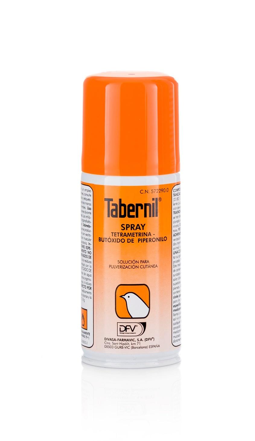 INSECTICIDA SPRAY 150 CC. (TABERNIL)
