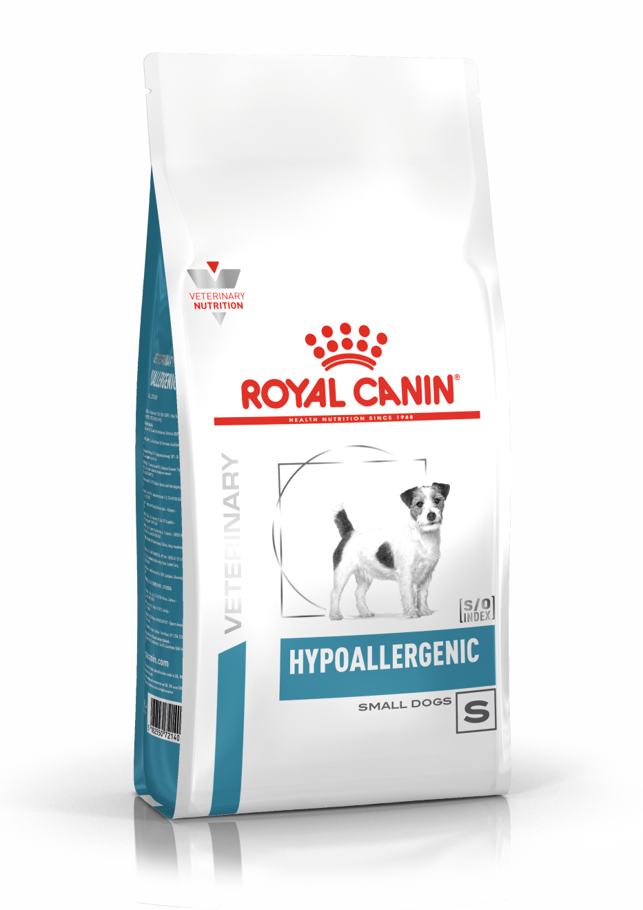 Hypoal. small dog 1 Kg.