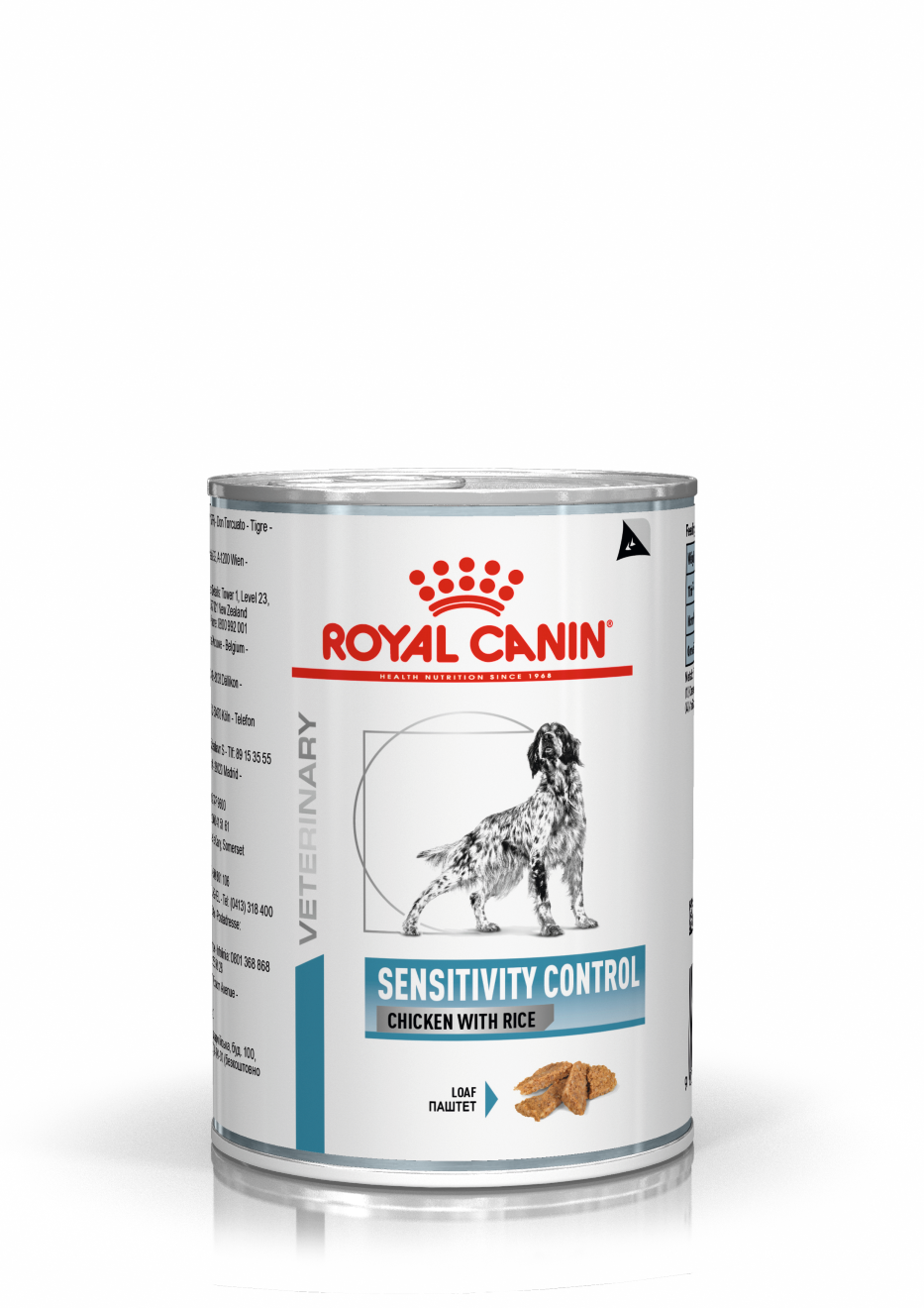 Wet Sensitivity Ctrl 420 g Pollo canine