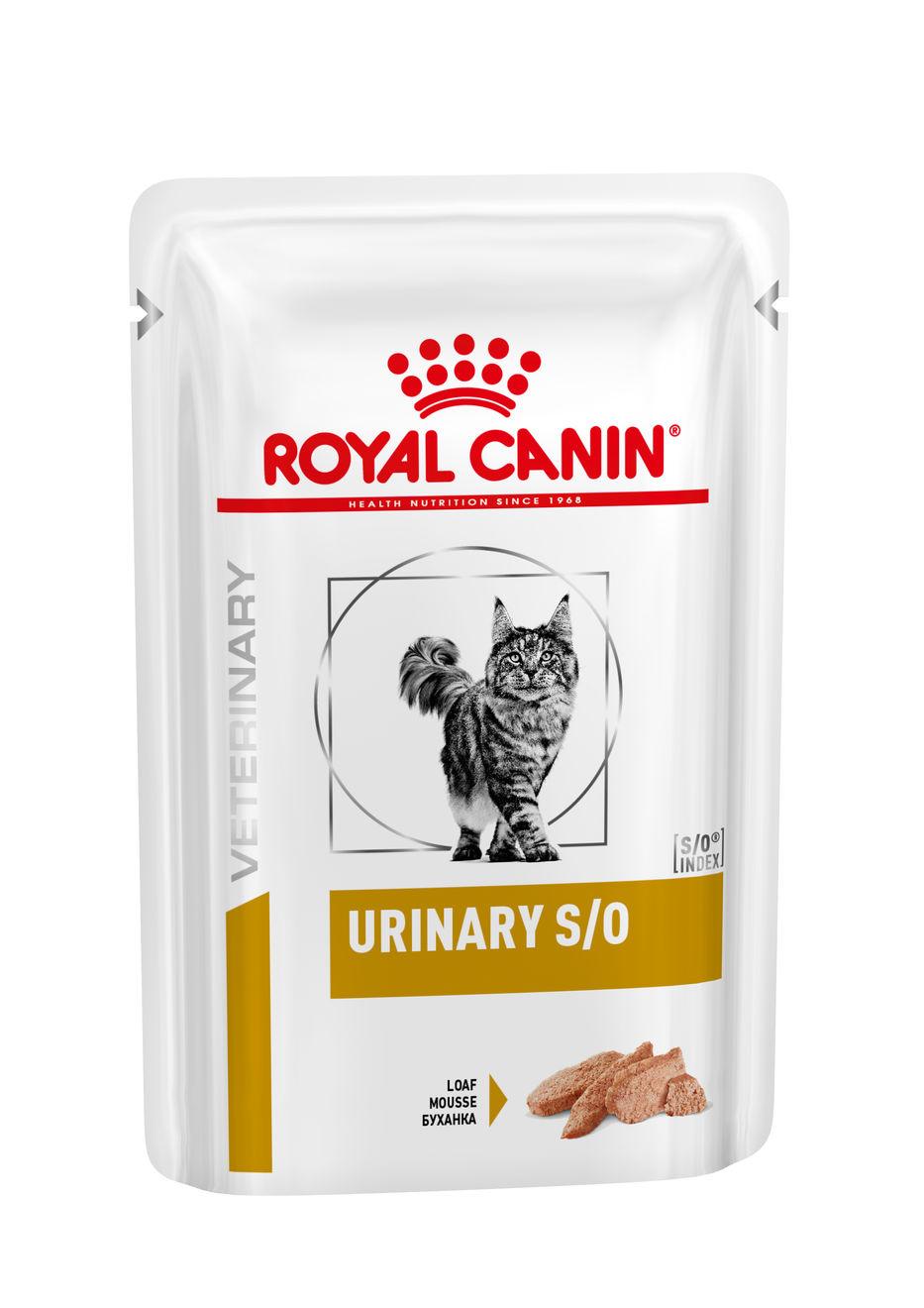 Wet Urinary 85 g. paté feline